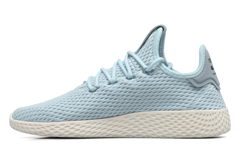 Sneakers Adidas Originals Pharrell Williams Tennis Hu J Azzurro immagine frontale