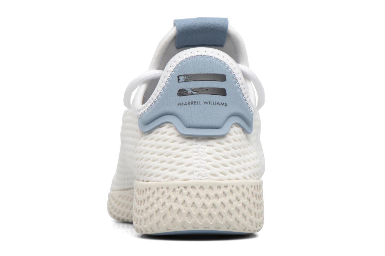 Sneakers Adidas Originals Pharrell Williams Tennis Hu J Bianco immagine destra
