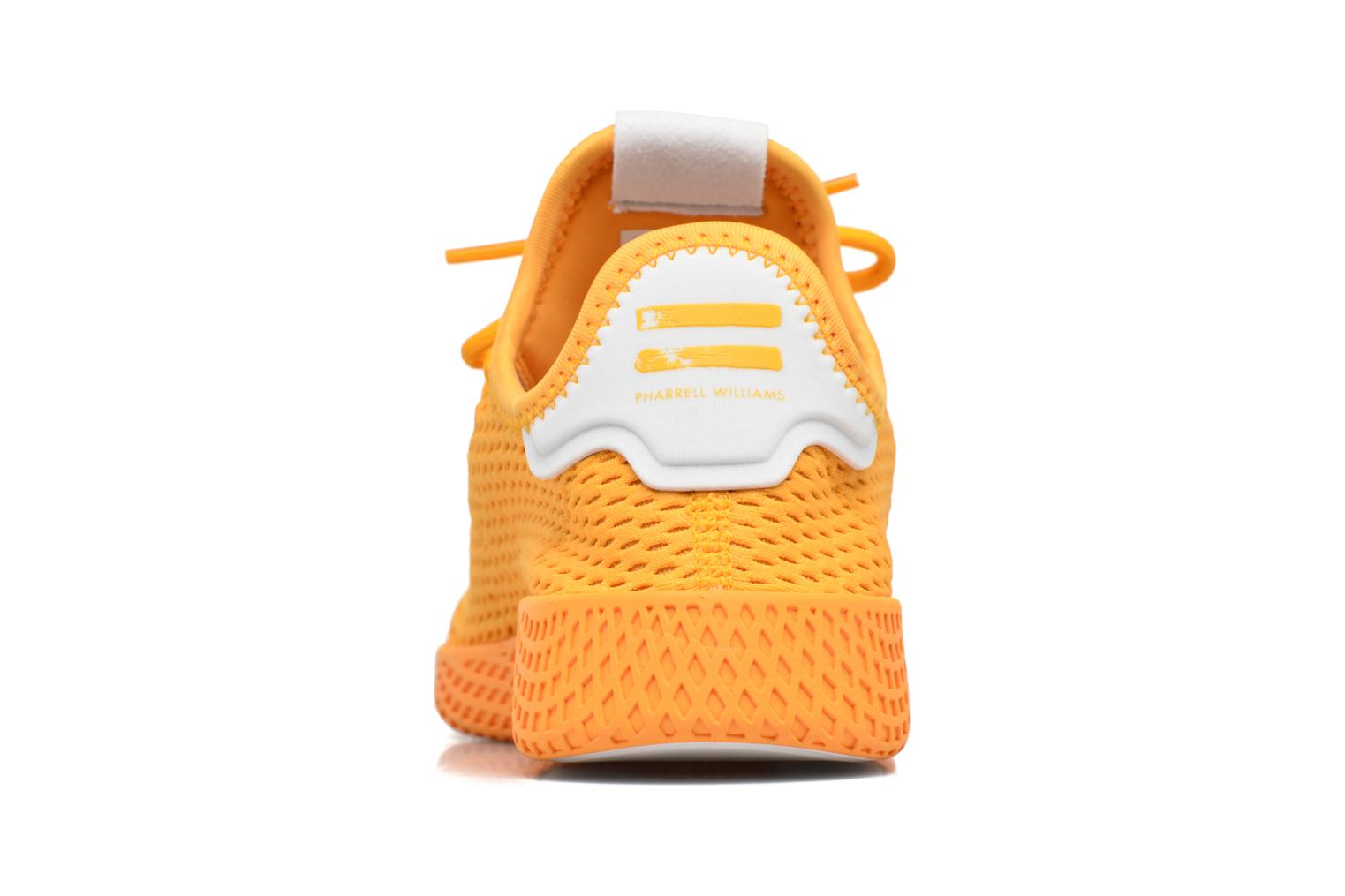 Sneakers Adidas Originals Pharrell Williams Tennis Hu J Giallo immagine destra