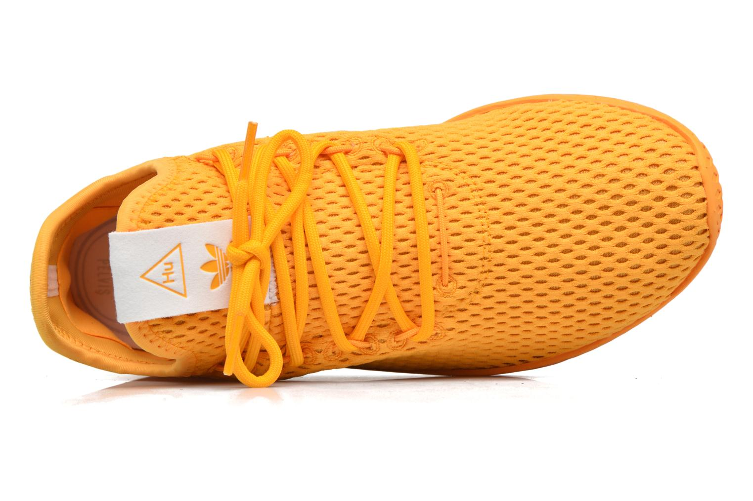 Sneakers Adidas Originals Pharrell Williams Tennis Hu J Giallo immagine sinistra