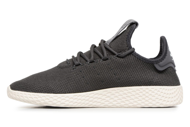 Baskets Adidas Originals Pharrell Williams Tennis Hu J Gris vue face