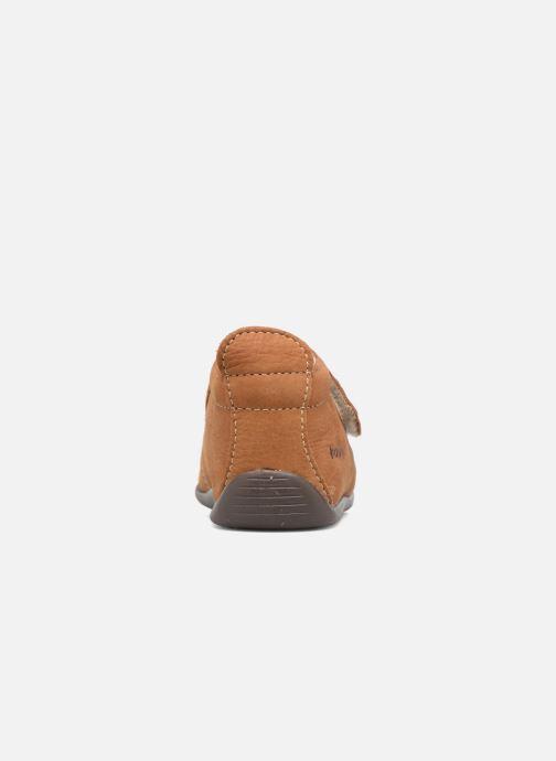 Pantoffels Bopy Pavel Bruin rechts