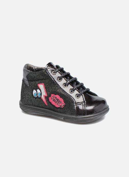 Bottines et boots Bopy Zeana Gris vue détail/paire