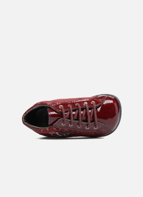 Bottines et boots Bopy Zestar Bordeaux vue gauche