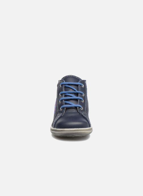 Bottines et boots Bopy Zat Bleu vue portées chaussures