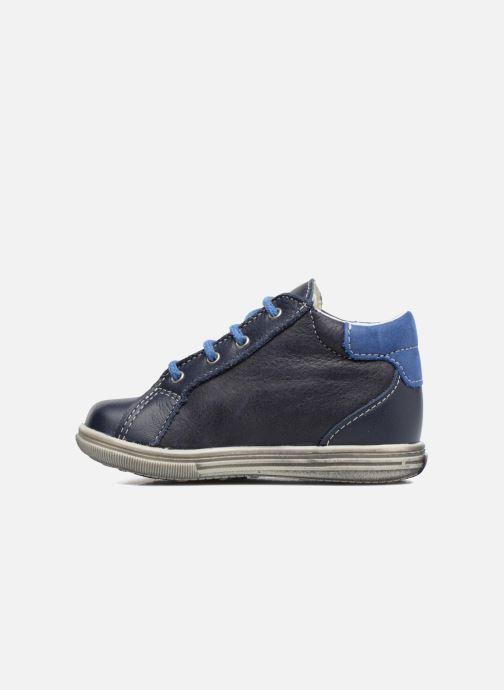 Bottines et boots Bopy Zat Bleu vue face