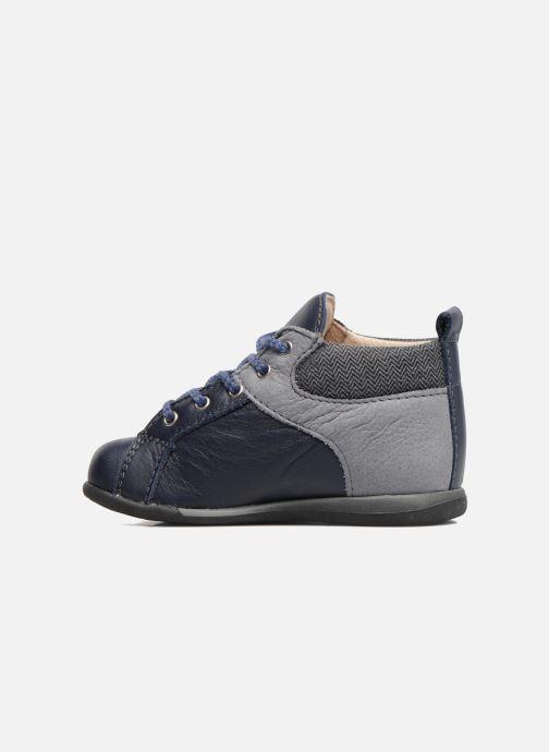 Chaussures à lacets Bopy Zorano Bleu vue face
