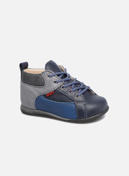 Chaussures à lacets Bopy Zorano Bleu vue détail/paire