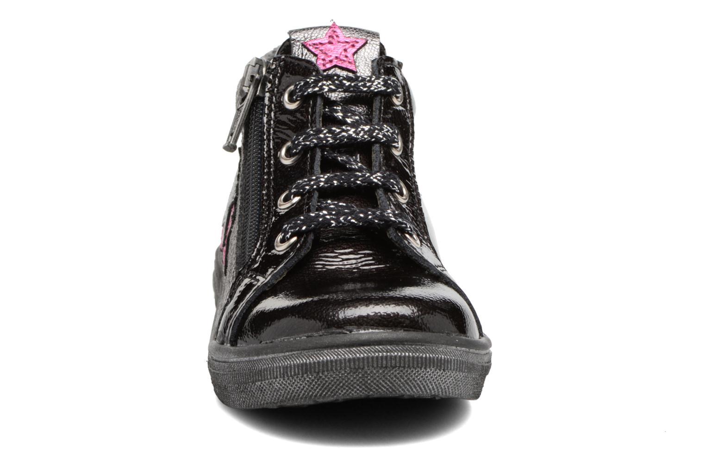 Baskets Bopy Bola Noir vue portées chaussures