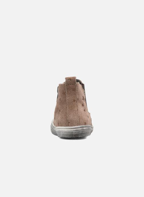Bottines et boots Bopy Bociel Beige vue droite