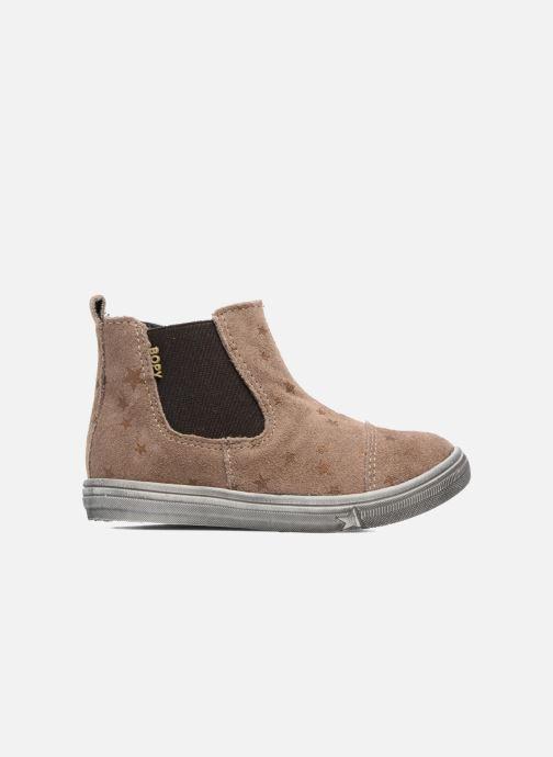 Bottines et boots Bopy Bociel Beige vue derrière