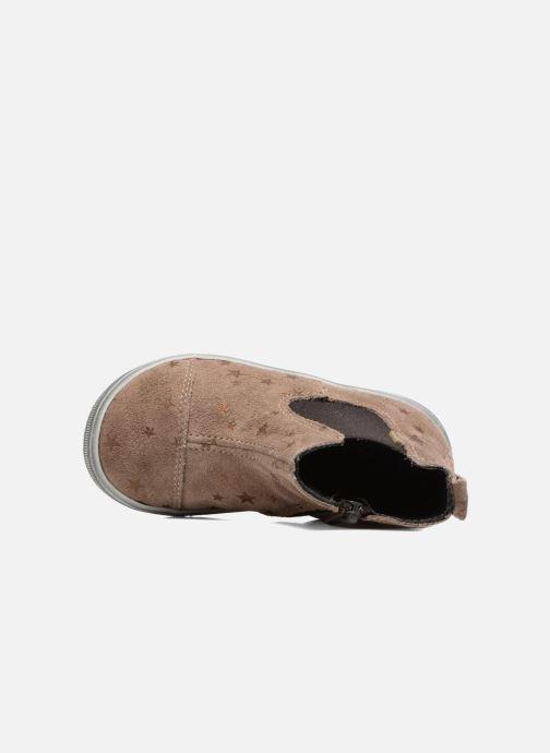 Bottines et boots Bopy Bociel Beige vue gauche