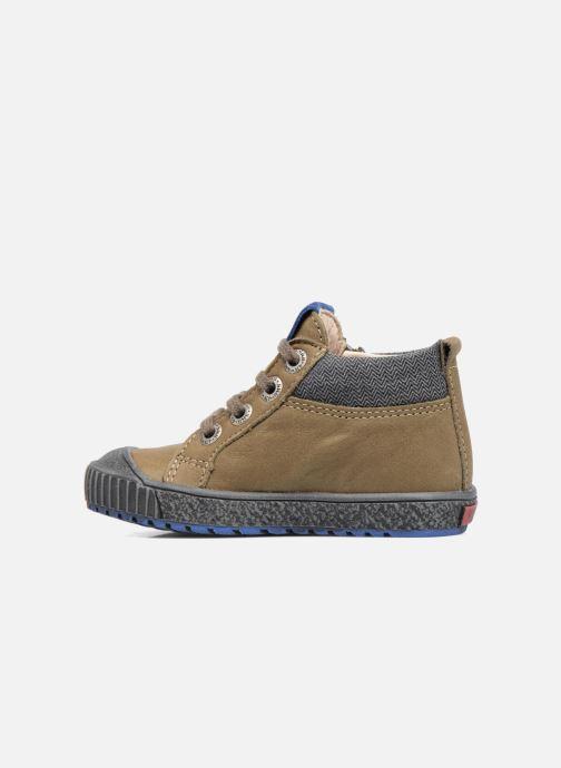 Sneakers Bopy Bojan Groen voorkant