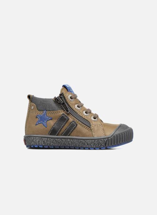 Sneakers Bopy Bojan Groen achterkant