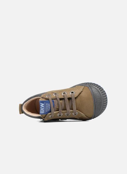Sneakers Bopy Bojan Groen links