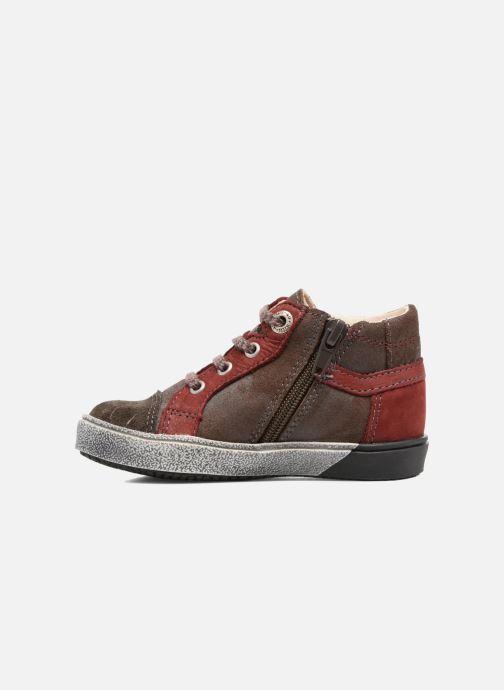 Sneakers Bopy Bartolo Bruin voorkant