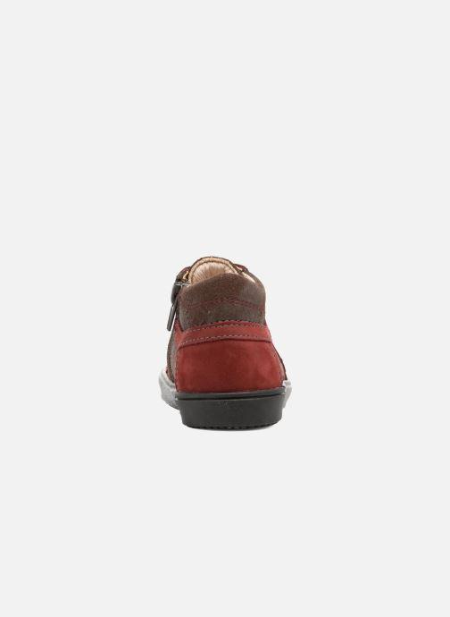 Sneakers Bopy Bartolo Bruin rechts