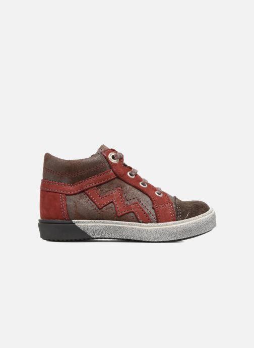 Sneakers Bopy Bartolo Bruin achterkant