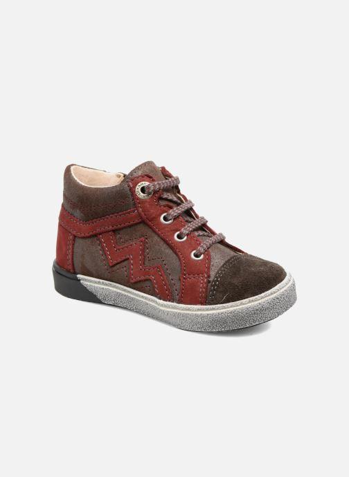 Sneakers Bopy Bartolo Bruin detail