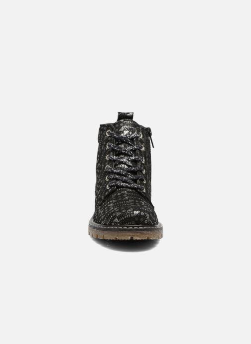 Ankle boots Bopy Sleuene Black model view