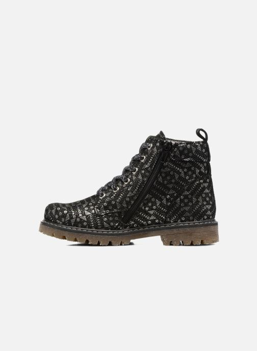 Ankle boots Bopy Sleuene Black front view