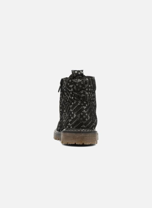 Ankle boots Bopy Sleuene Black view from the right