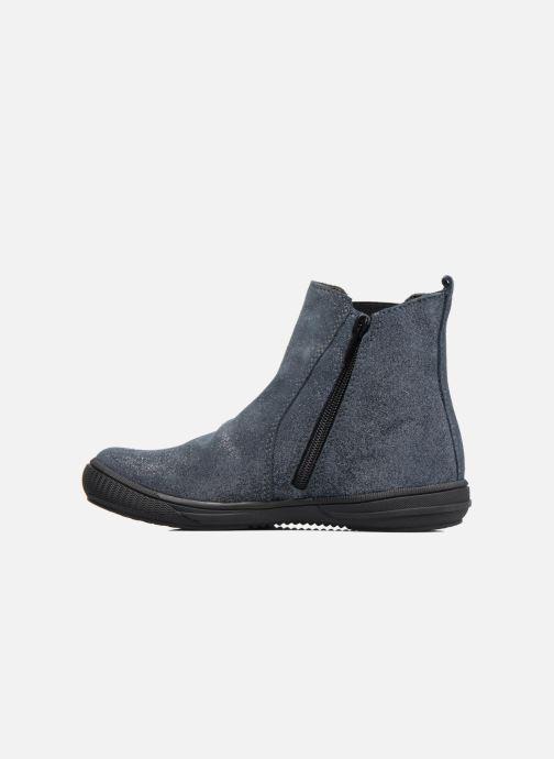 Ankle boots Bopy Sichou Blue front view