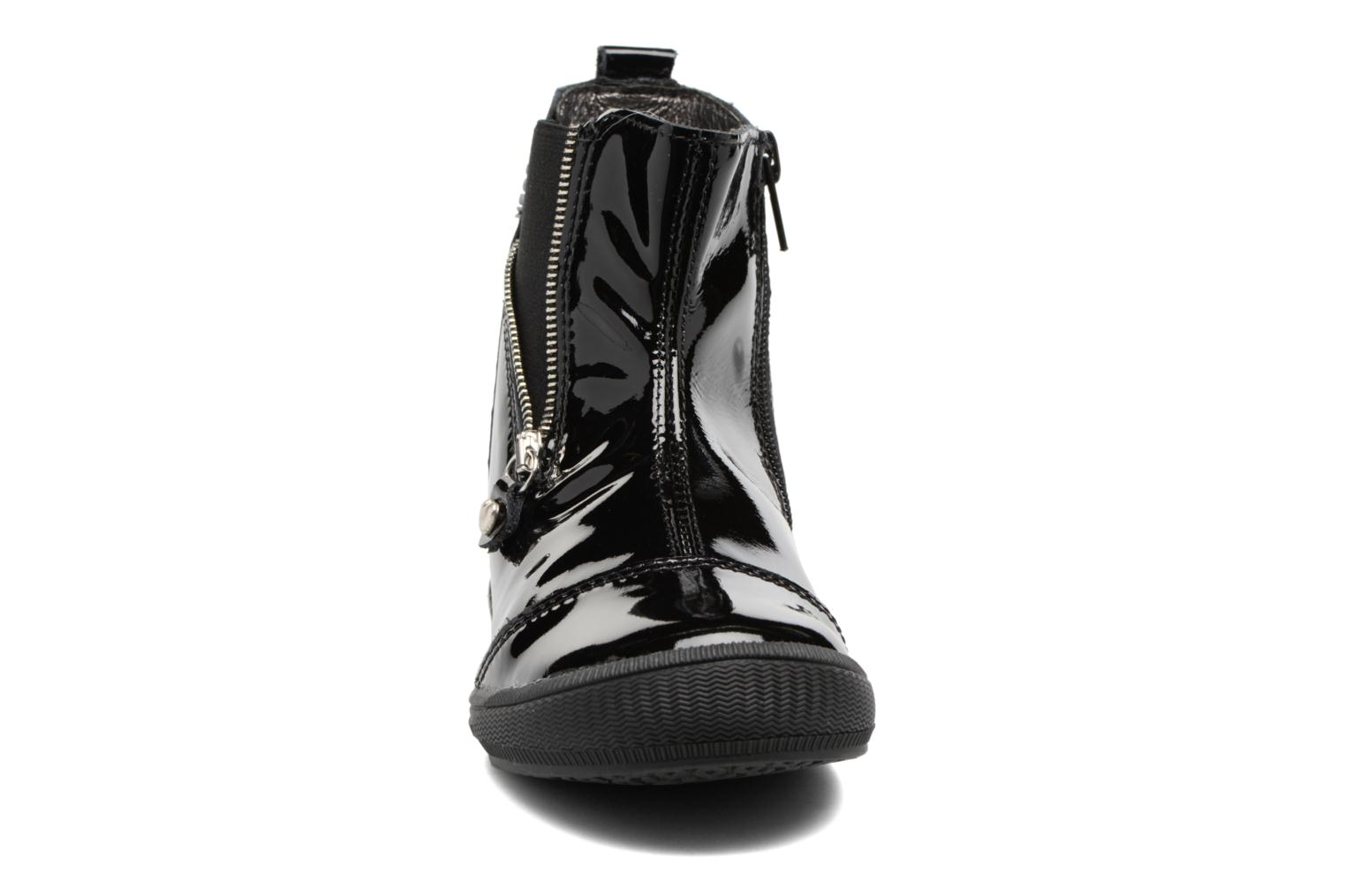 Ankle boots Bopy Shanel Black model view