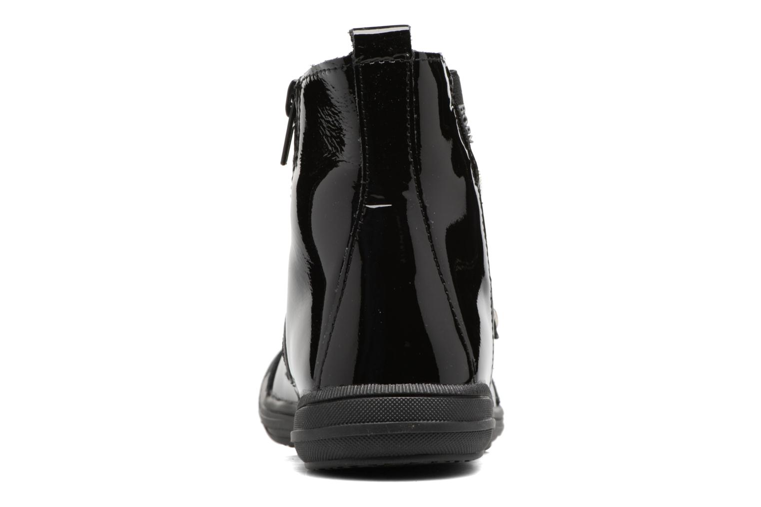Ankle boots Bopy Shanel Black view from the right