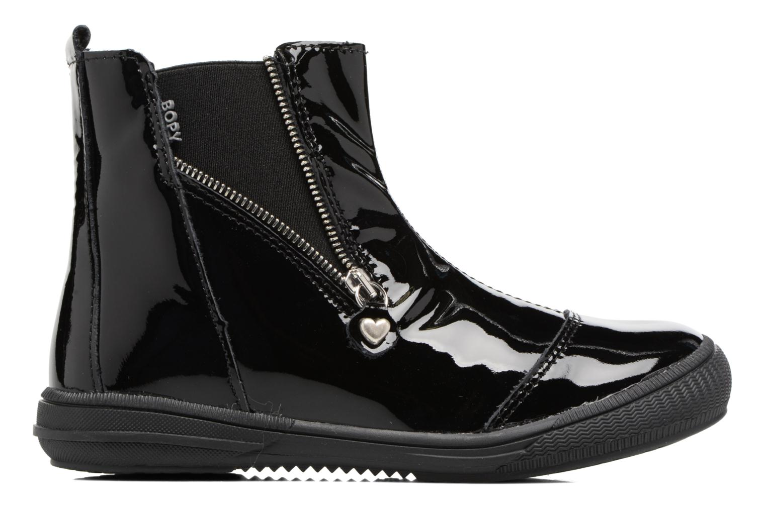 Ankle boots Bopy Shanel Black back view