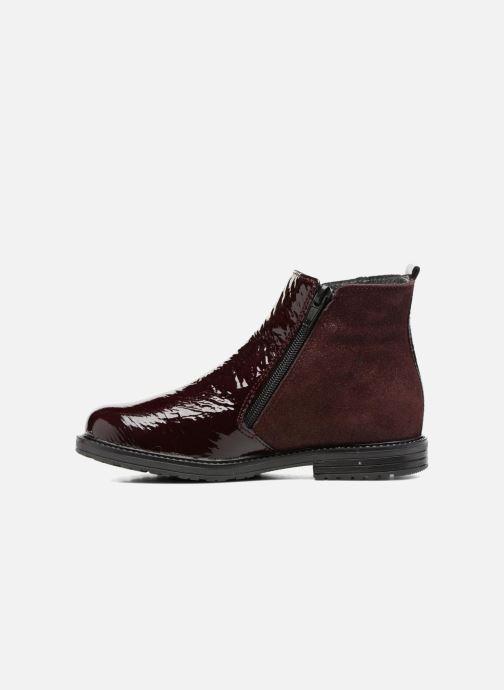 Stiefeletten & Boots Bopy Strobel weinrot ansicht von vorne