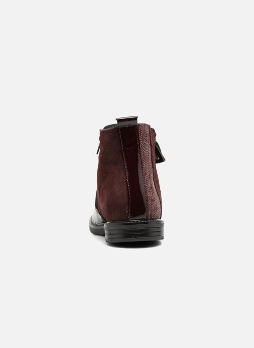 Stiefeletten & Boots Bopy Strobel weinrot ansicht von rechts