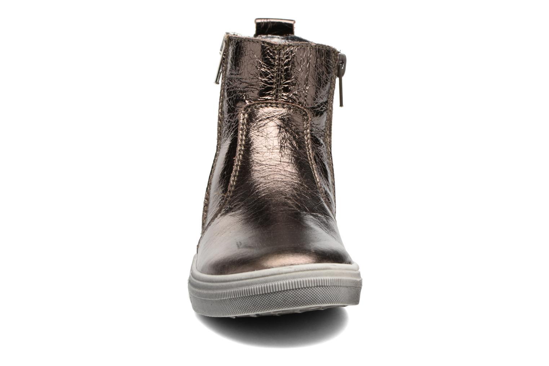 Bottines et boots Bopy Siane Or et bronze vue portées chaussures