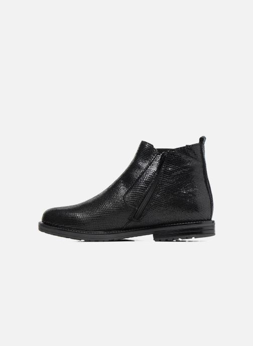 Ankle boots Bopy Salouna Black front view
