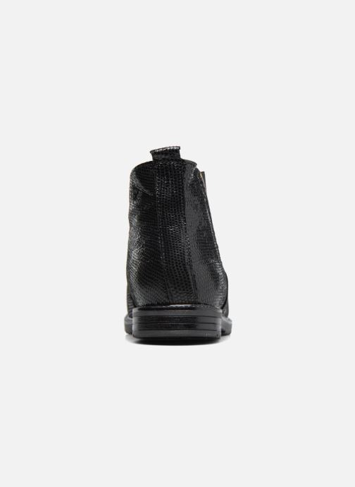 Ankle boots Bopy Salouna Black view from the right
