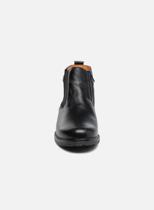 Ankle boots Bopy Sarata Black model view