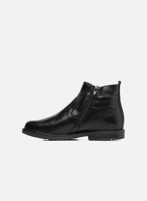 Ankle boots Bopy Sarata Black front view