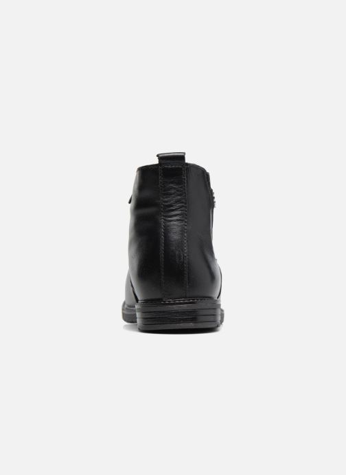 Ankle boots Bopy Sarata Black view from the right