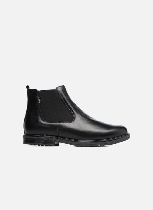 Ankle boots Bopy Sarata Black back view