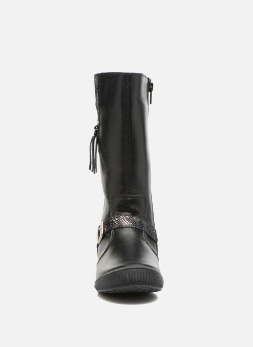 Bottes Bopy Sanou Noir vue portées chaussures