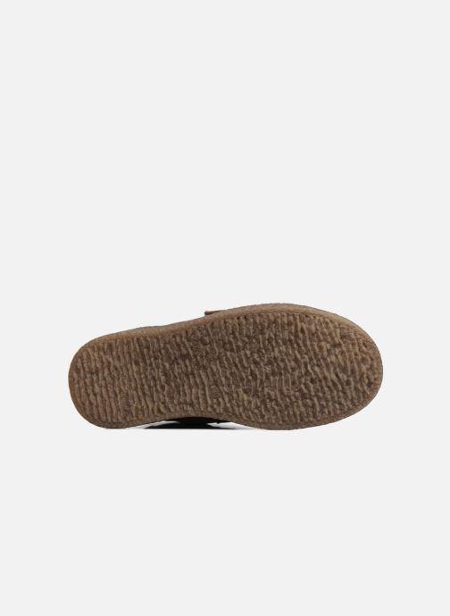 Sneakers Bopy Vlaise Bruin boven