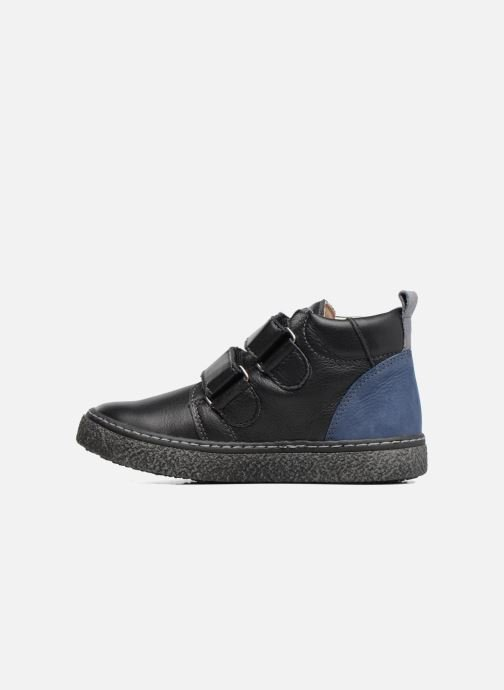 Sneakers Bopy Vlaise Nero immagine frontale