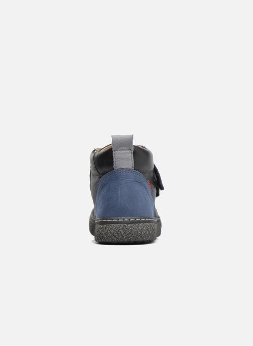Sneaker Bopy Vlaise schwarz ansicht von rechts