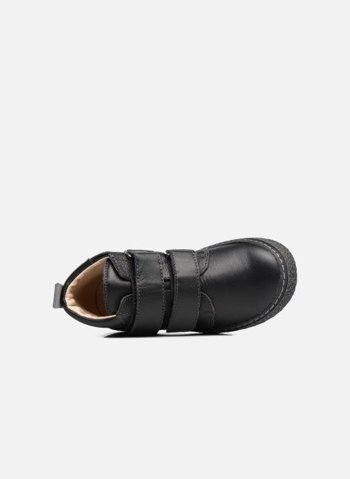 Sneaker Bopy Vlaise schwarz ansicht von links