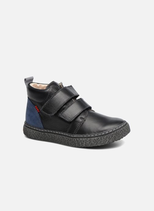 Trainers Bopy Vlaise Black detailed view/ Pair view