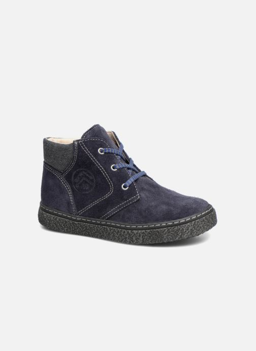 Zapatos con cordones Bopy Vritish Azul vista de detalle / par