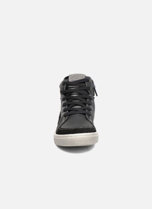 Baskets Bopy Tolopa Noir vue portées chaussures