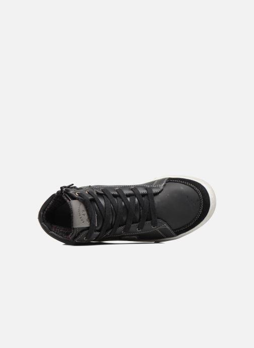 Baskets Bopy Tolopa Noir vue gauche