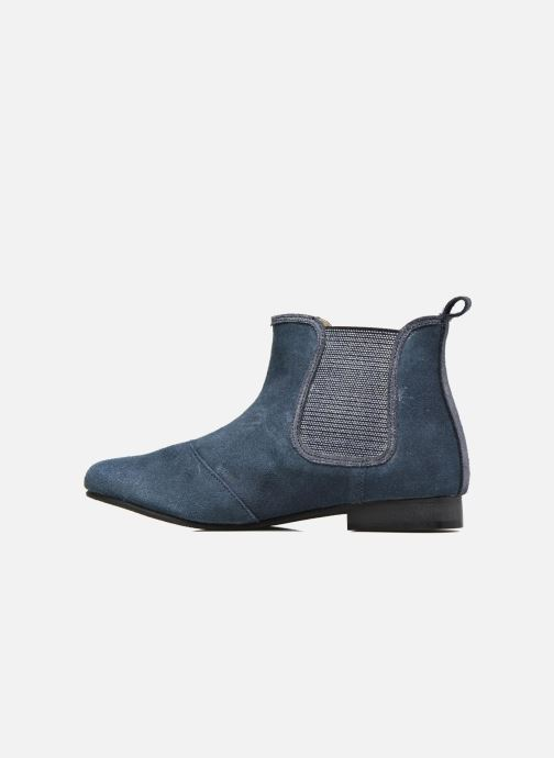 Ankle boots Bopy Hifram Blue front view