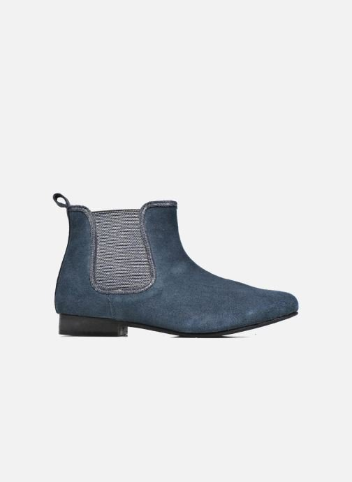 Ankle boots Bopy Hifram Blue back view
